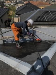 外壁塗装屋根洗浄